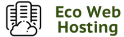 Eco Web Hosting Logo